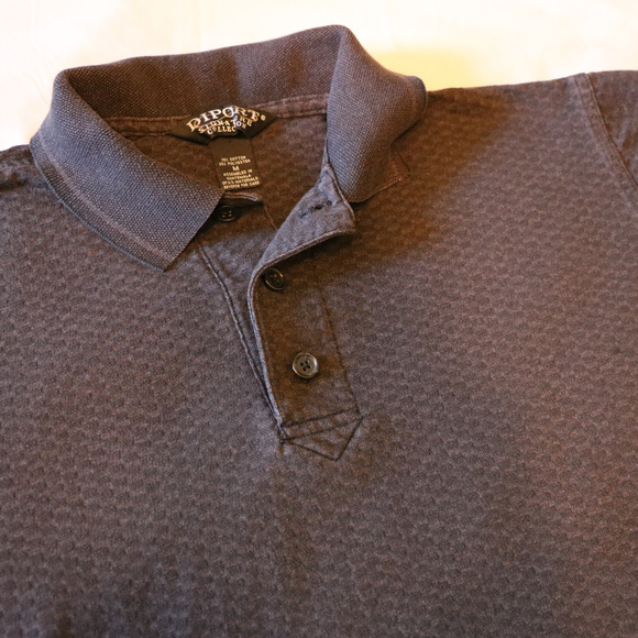 Diport Other - Diport Short Sleeve Gray Men's Polo